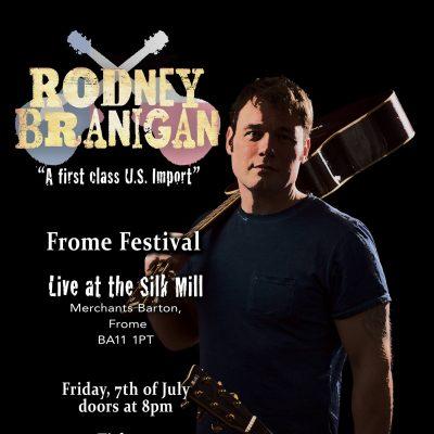 Rodney Branigan Poster