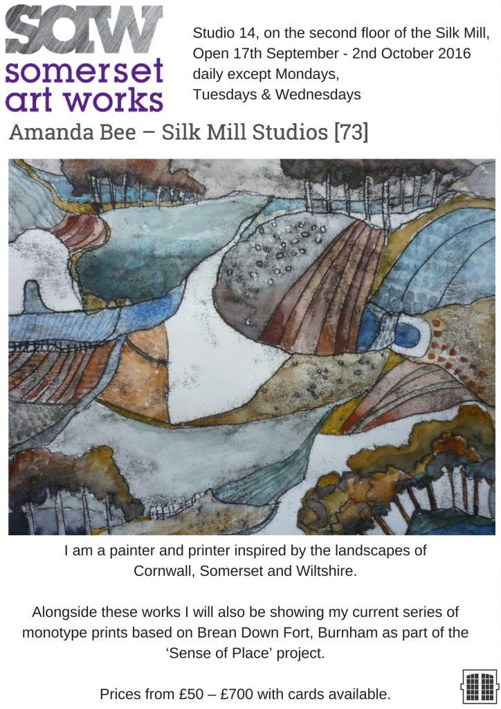 Somerset Art Works flier