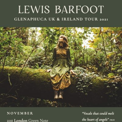 Lewis Barfoot Tour Poster__A3