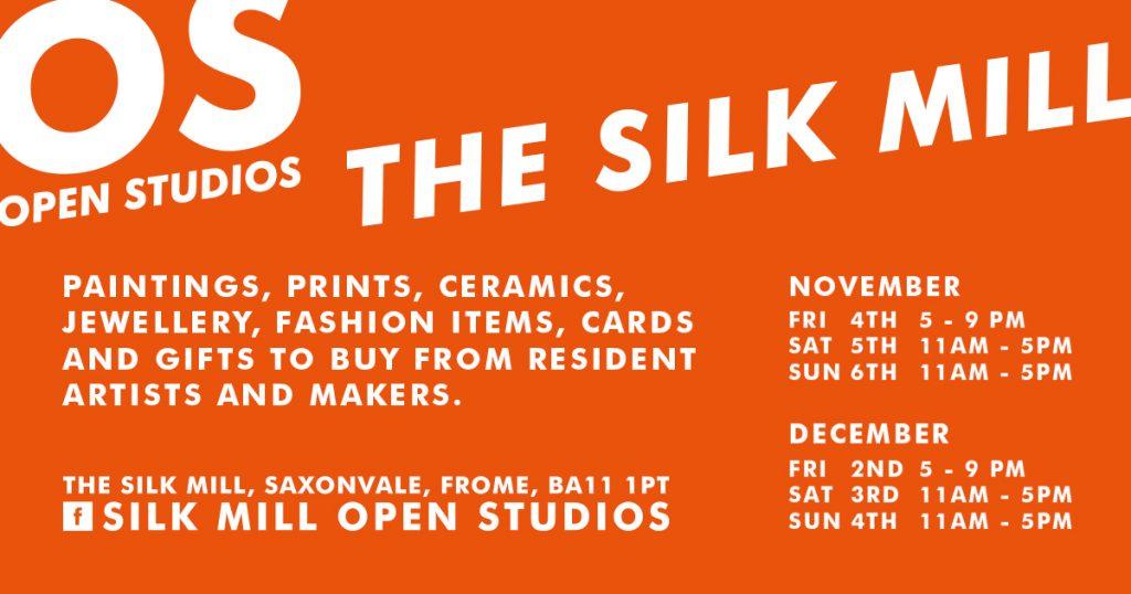Open Studios Poster