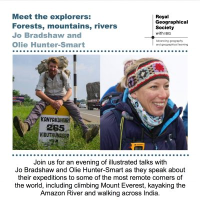 RGS Explorer talk oster