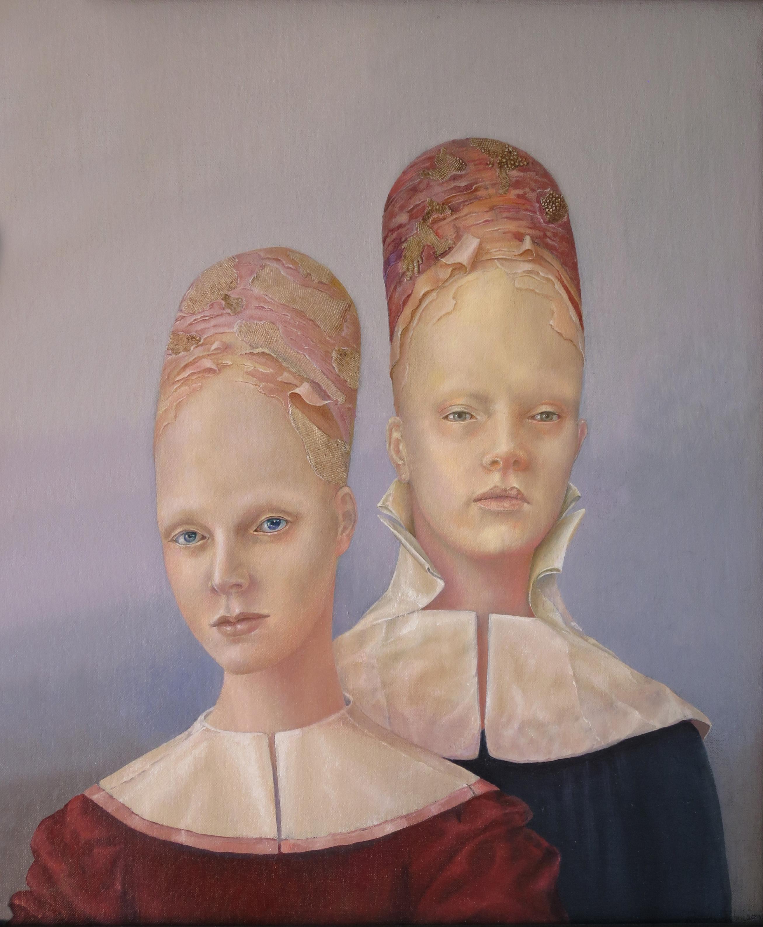 Rosalins Robinson painting