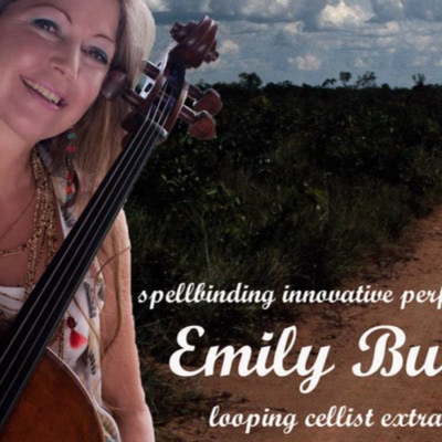 Emily Burridge cello concert