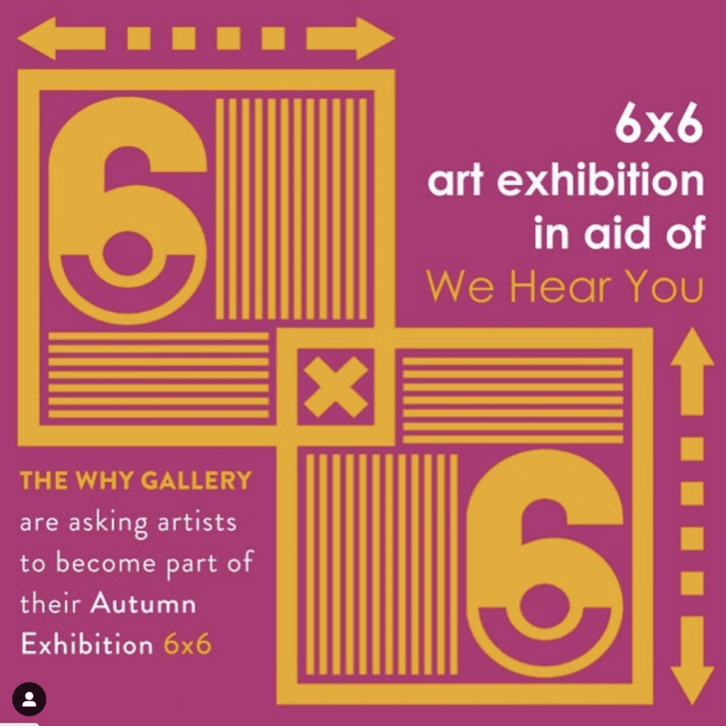 Why gallery 6x6 show
