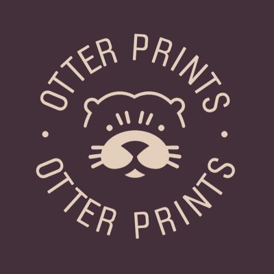 Tom_Hull_Otter_Prints_Square